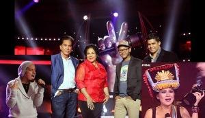 La voz Peru